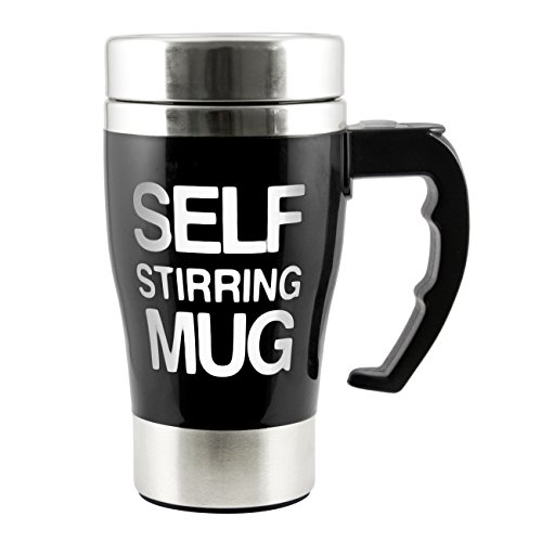 Tera-350ml-HOT-Stainless-Plain-Lazy-Self-Stirring-Mug-Auto-Mixing-Tea-Coffee-Cup-Office-Home-Gift-Novelty-with-Tera-Dust-Cloth-0